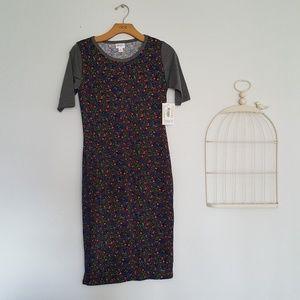 NWT LulaRoe Julia Dress size XS (2-4)